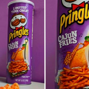 NEW Cajun Fries Pringles Are Here—Here's Where to Find Them