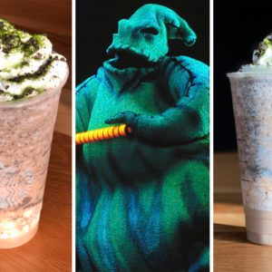 Starbucks' Secret Menu Has an Oogie Boogie Frappuccino—Here's How to Order Yours