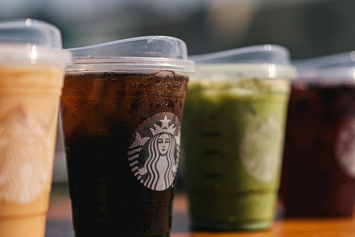 Starbucks announced the rollout of strawless lids across company-operated and licensed stores in the U.S. and Canada