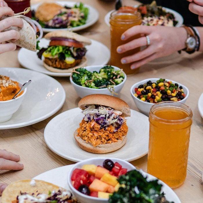 Best vegetarian and vegan restaurant in Tennessee Sunflower Cafe