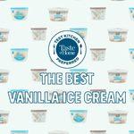 We Tried 10 Brands to Find the Best Vanilla Ice Cream