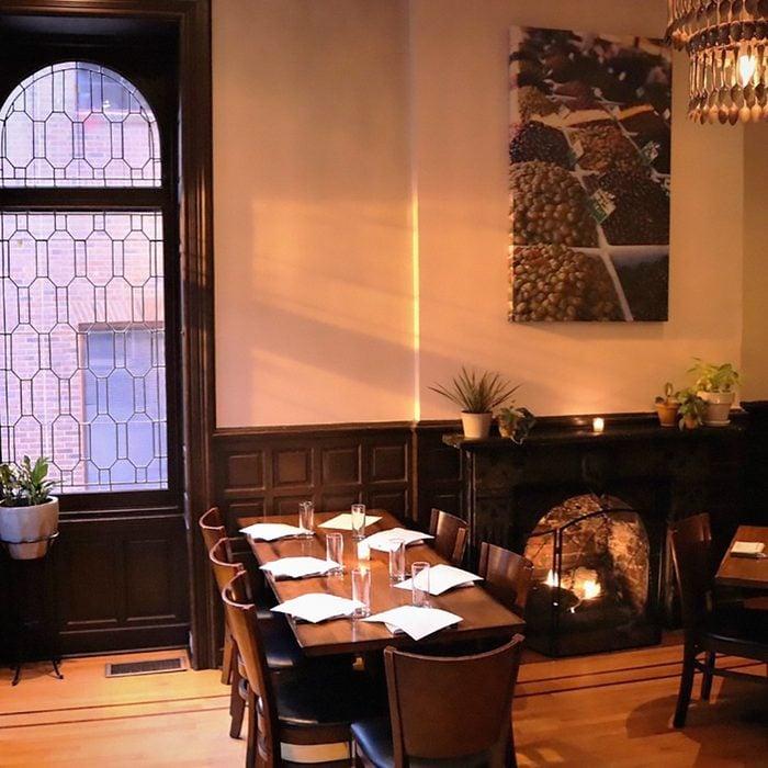 Best vegetarian and vegan restaurant in Pennsylvania Vedge