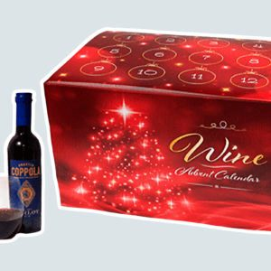 This Wine Advent Calendar Is the Best Gift for a Boozy December