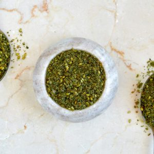What is Za'atar and How to Use It in Your Cooking