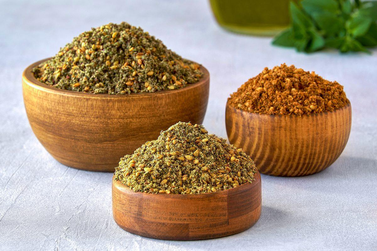 Dried Food, East, Food, Zaatar, Spice