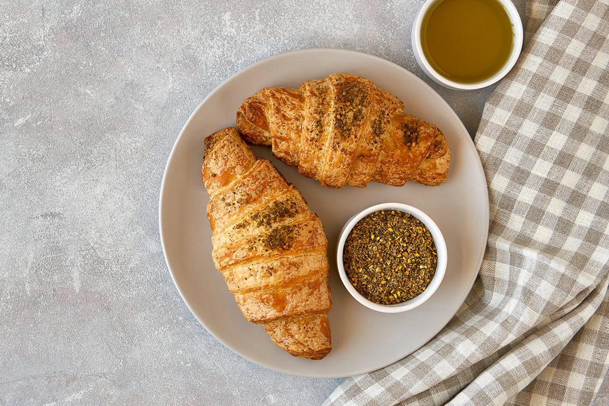 Baked Pastry Item, Croissant, Breakfast