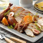 Deep-Fried Turkey