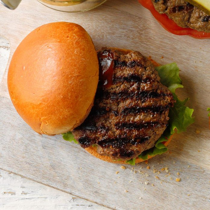 How To Grill Burgers Like A Pro Taste Of Home