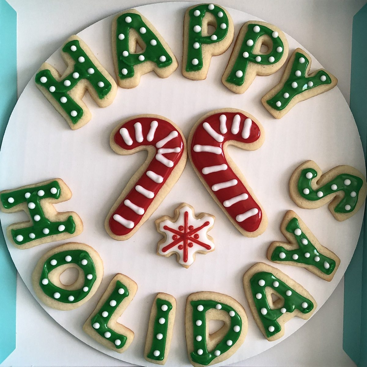 Eat Your Words Cookies