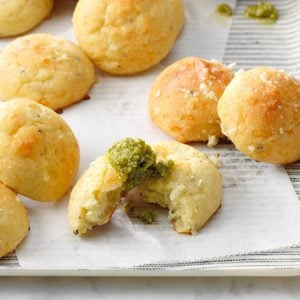 Garlic Bread Bites