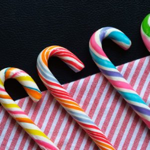 10 Weird Candy Cane Flavors to Try This Year