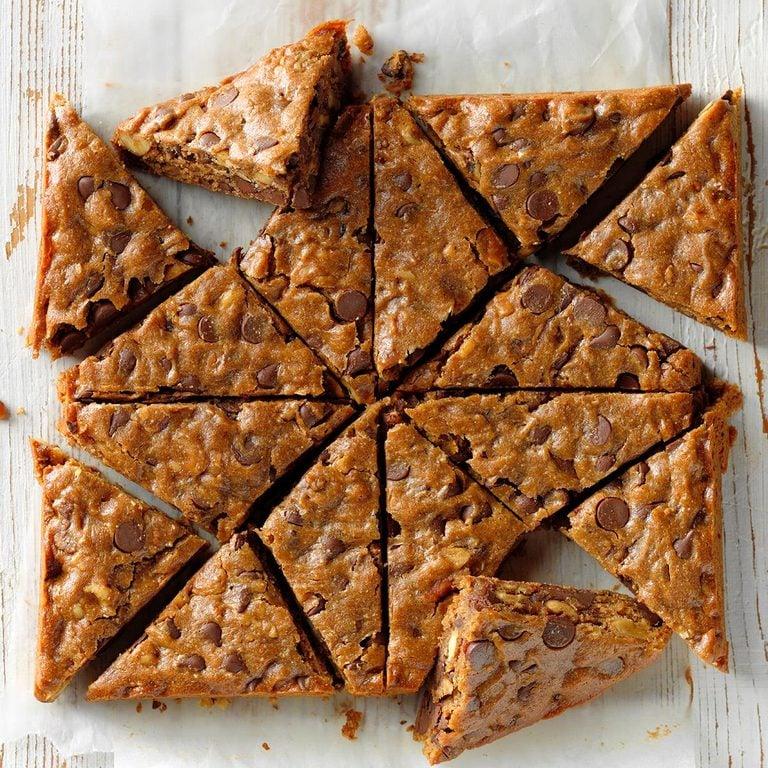 Gluten-Free Brownie Bars