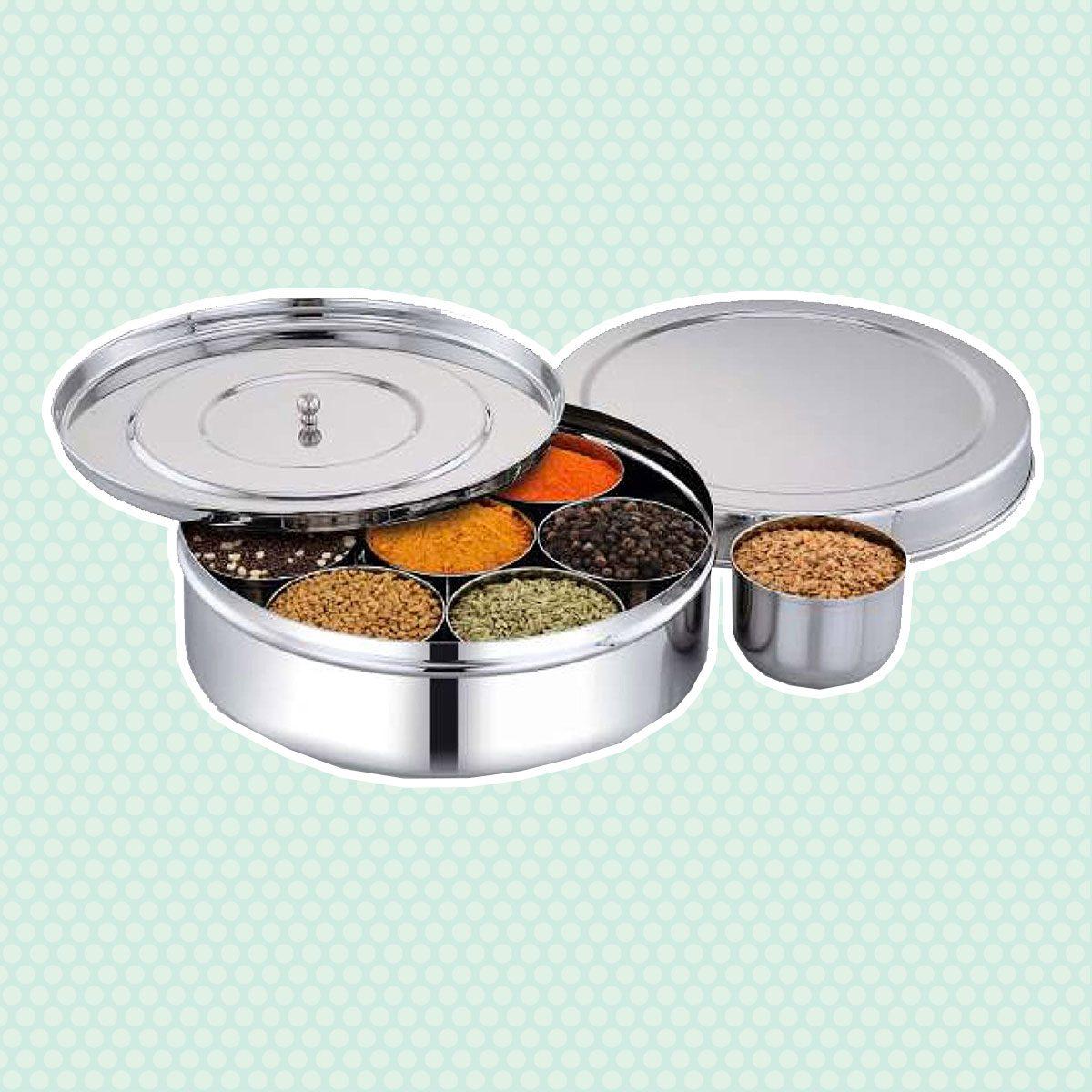 Spice Container - Masala Dabba