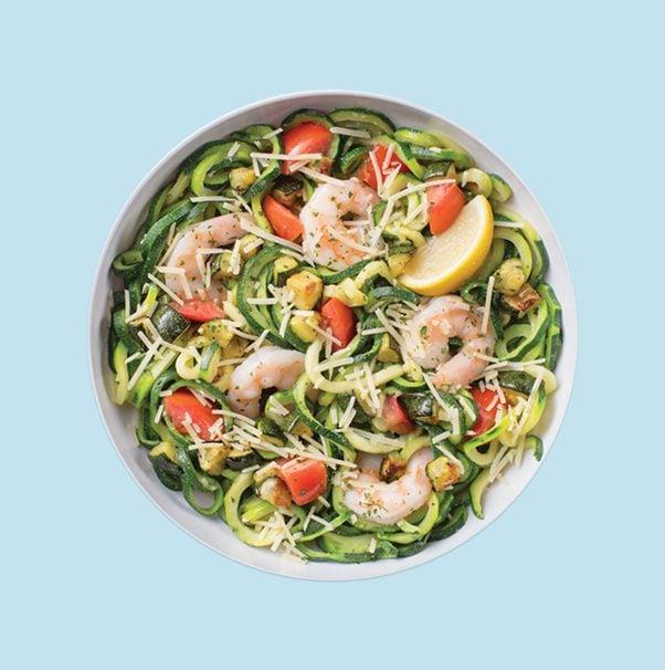 Noodles & Company's Zucchini Scampi
