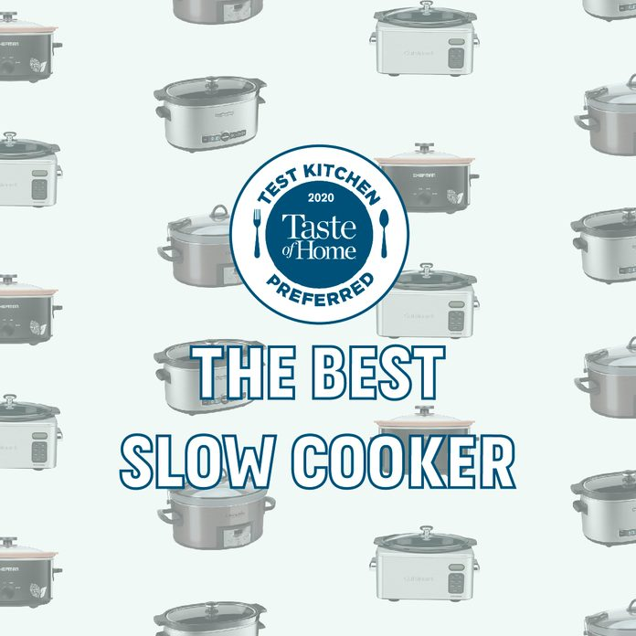Test Kitchen Preferred The Best Slow Cooker