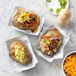 The Easy Baked Potato Bar Your Weeknight Needs
