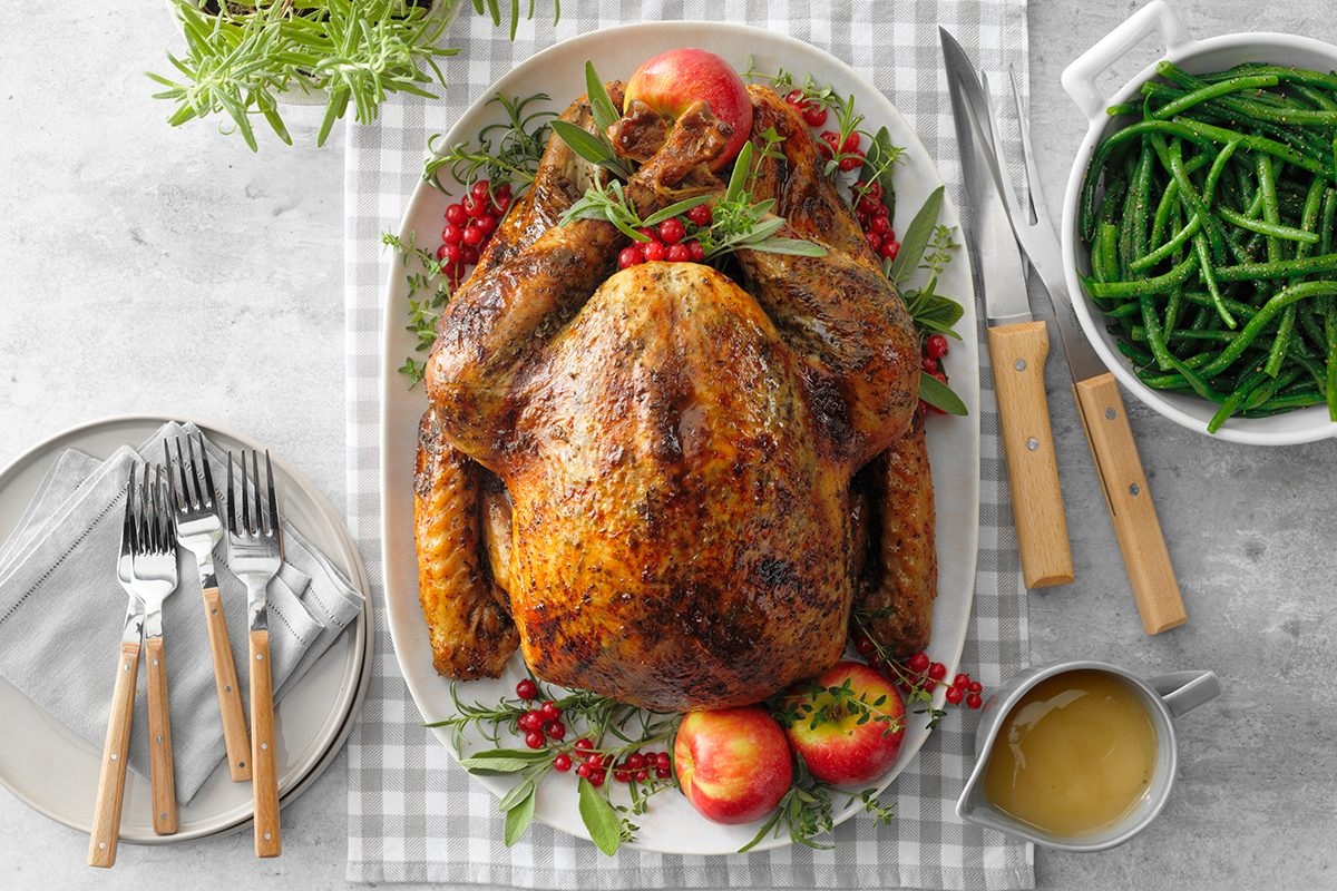 How to Make the Perfect Holiday Turkey