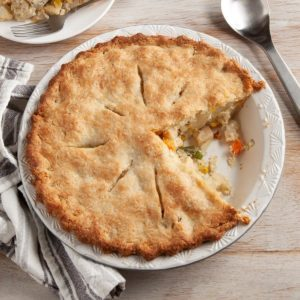 Vegetable Potpie