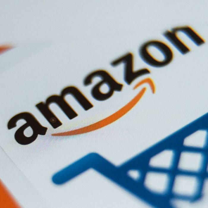 A picture taken on August 28, 2019 shows the logo of US online store application Amazon displayed on a tablet in Lille. (Photo by DENIS CHARLET / AFP) (Photo credit should read DENIS CHARLET/AFP via Getty Images)
