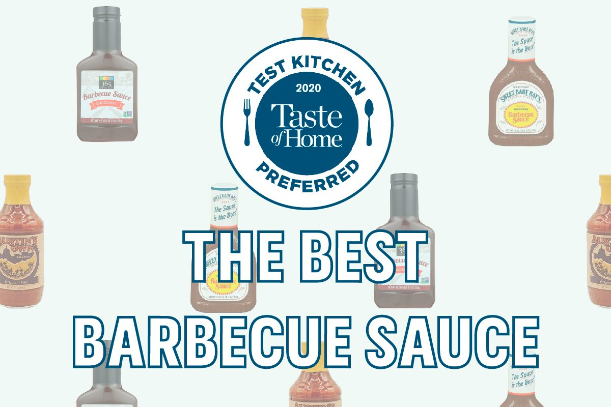 Test Kitchen Preferred The Best barbecue sauce crop