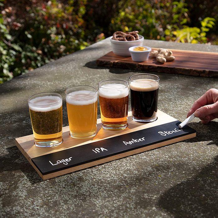 Beer Tasting Flight Sampler
