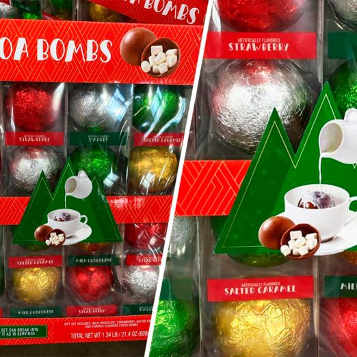 Costco Is Selling Hot Cocoa Bombs That Explode with Marshmallows