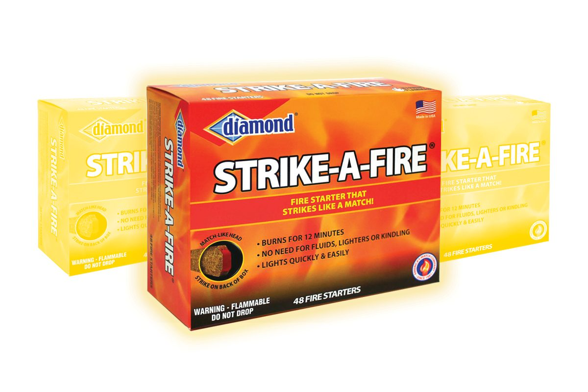 Strike A Fire (48-Count)