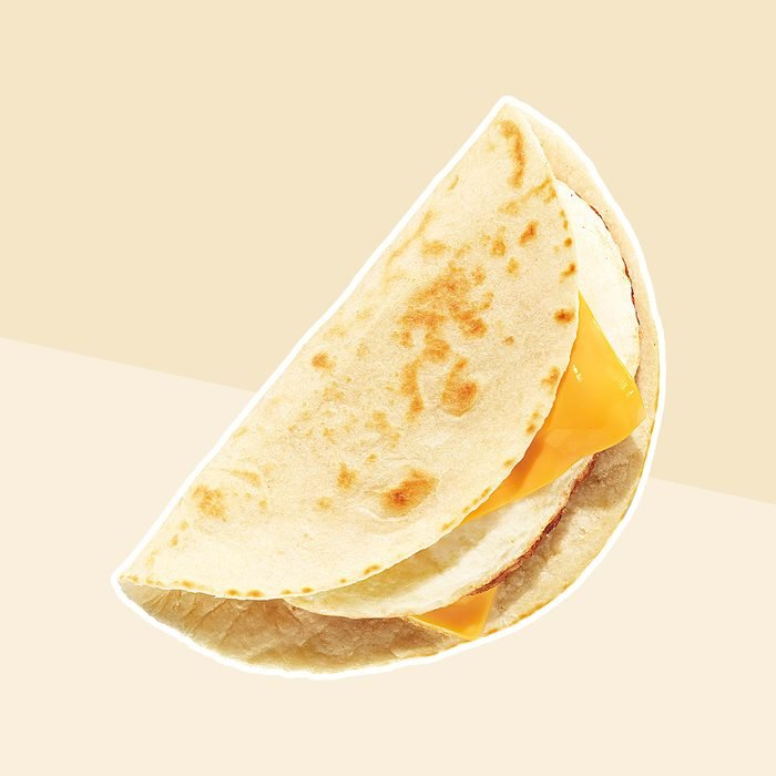 Egg White Wake Up Wrap from Dunkin Donuts