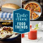 Taste of Home Names the Food Trends Headed for Your Kitchen in 2021