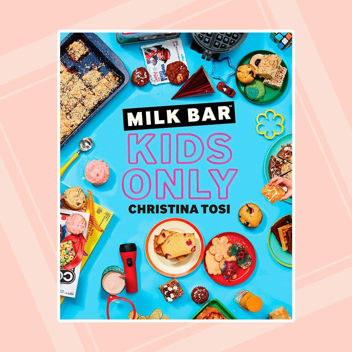 Milk Bar: Kids Only: A Cookbook Paperback – Illustrated, October 27, 2020
