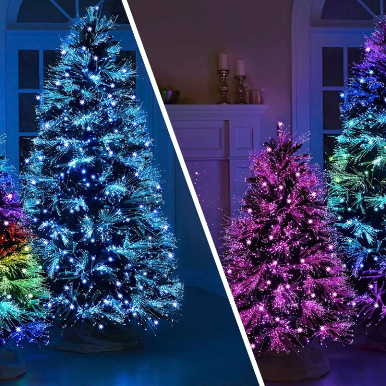 The Light Show Christmas Tree