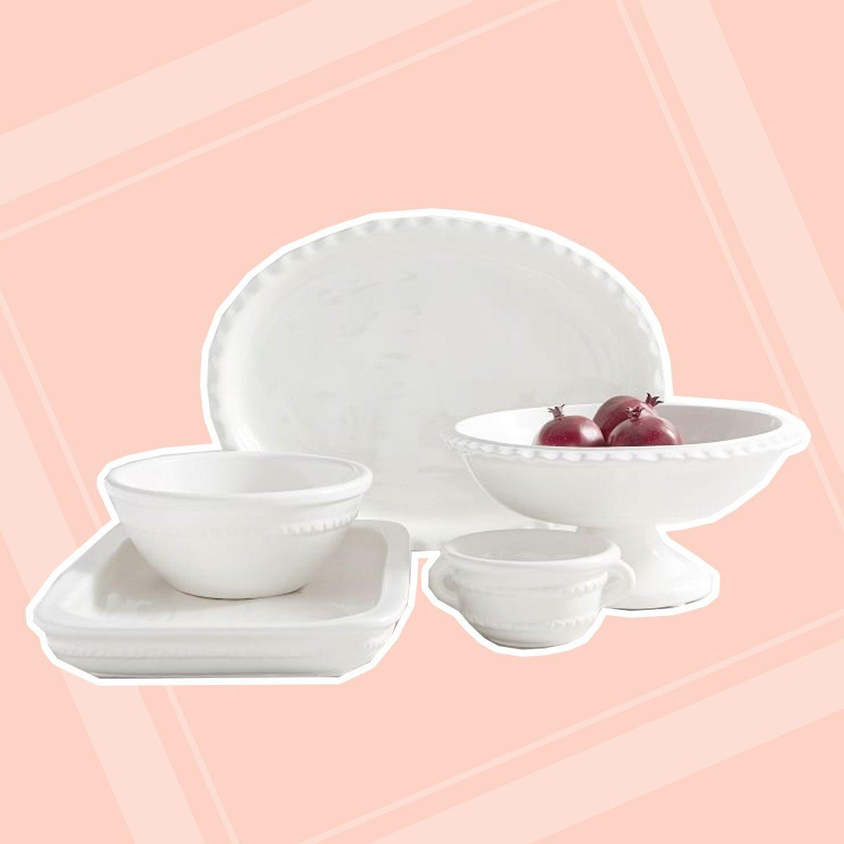 Napoli Oval Serving Platter