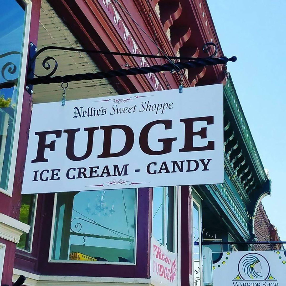 The Best Fudge Shop in Missouri - Nellie's Sweet Shoppe
