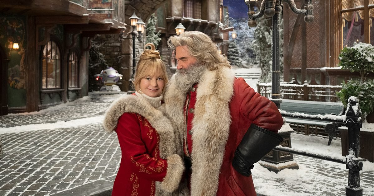 Netflix Is Releasing 17 Brand-New Christmas Movies This Holiday Season