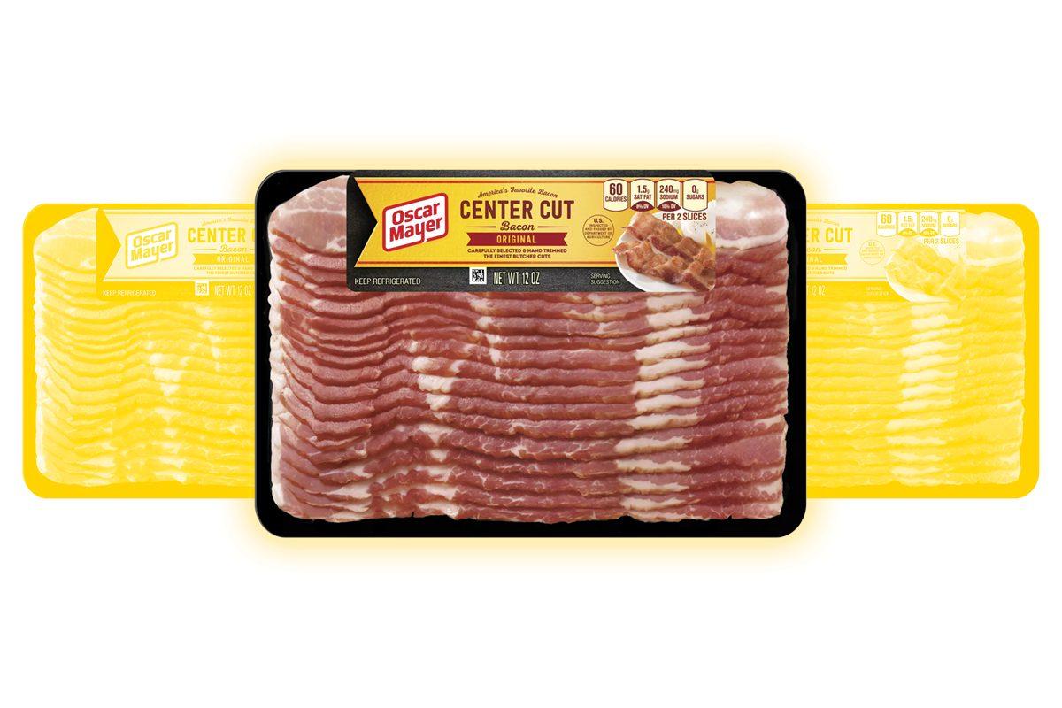 Oscar Mayer Center Cut Original Bacon - 12oz