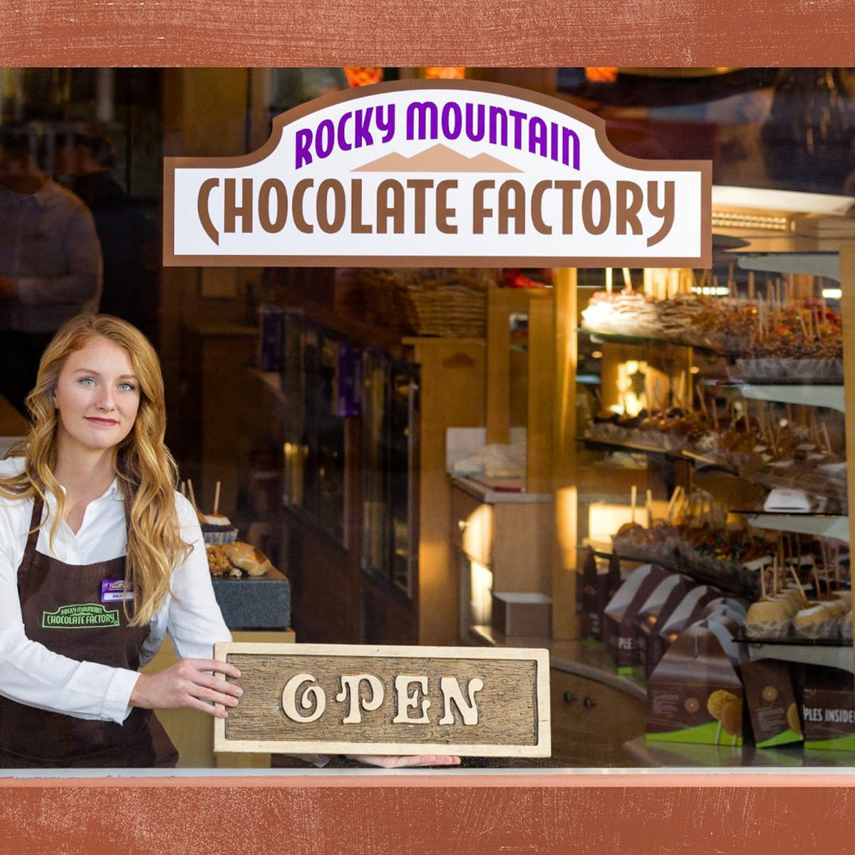 The Best Fudge Shop in Colorado - Rocky Mountain Chocolate Factory