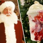 Starbucks Has a Santa Claus Frappuccino on the Secret Menu—Here's How to Order