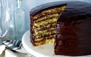 How to Make a Smith Island Cake