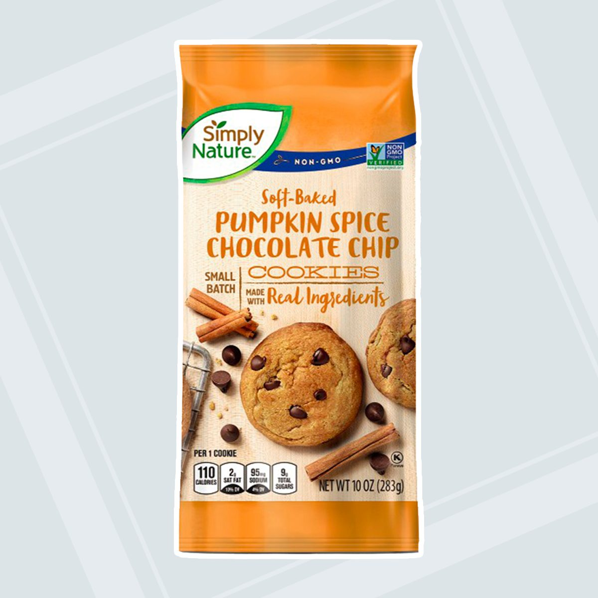 Aldi Pumpkin Spice Chocolate Chip Cookies