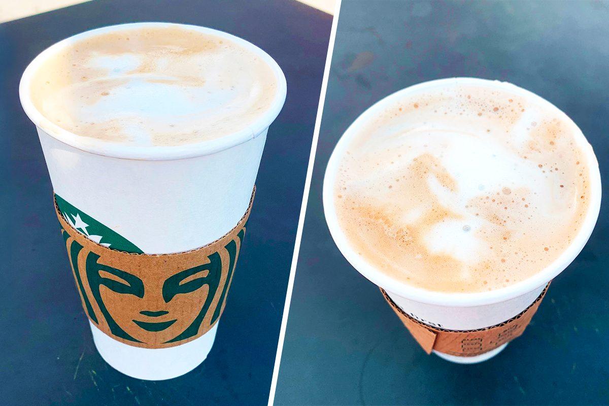 Starbucks Dirty Werewolf Frappuccino