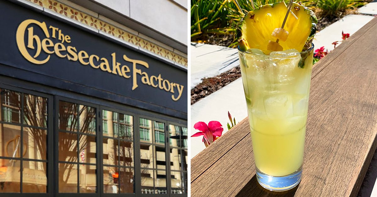 The Cheesecake Factory JUST Dropped the Recipe for Its Famous Moscow Mule