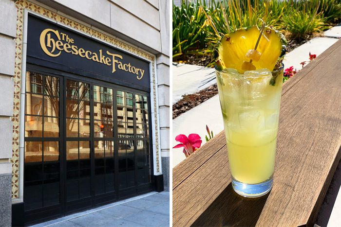 The Cheesecake Factory Moscow Mule recipe