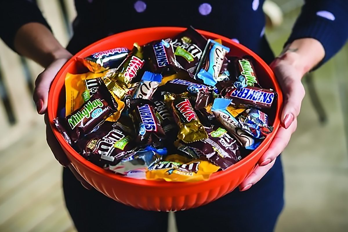 the #1 candy parents will miss stealing from their kids on Halloween