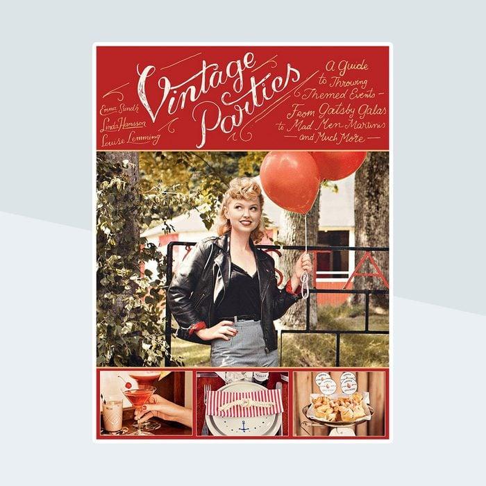 Vintage Parties Cookbook