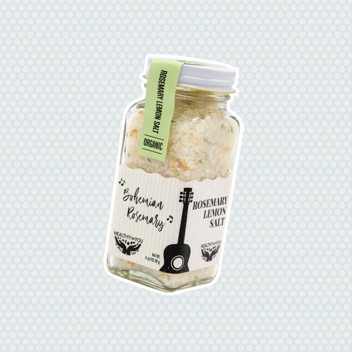 Healthy on You Bohemian Rosemary Salt Blend