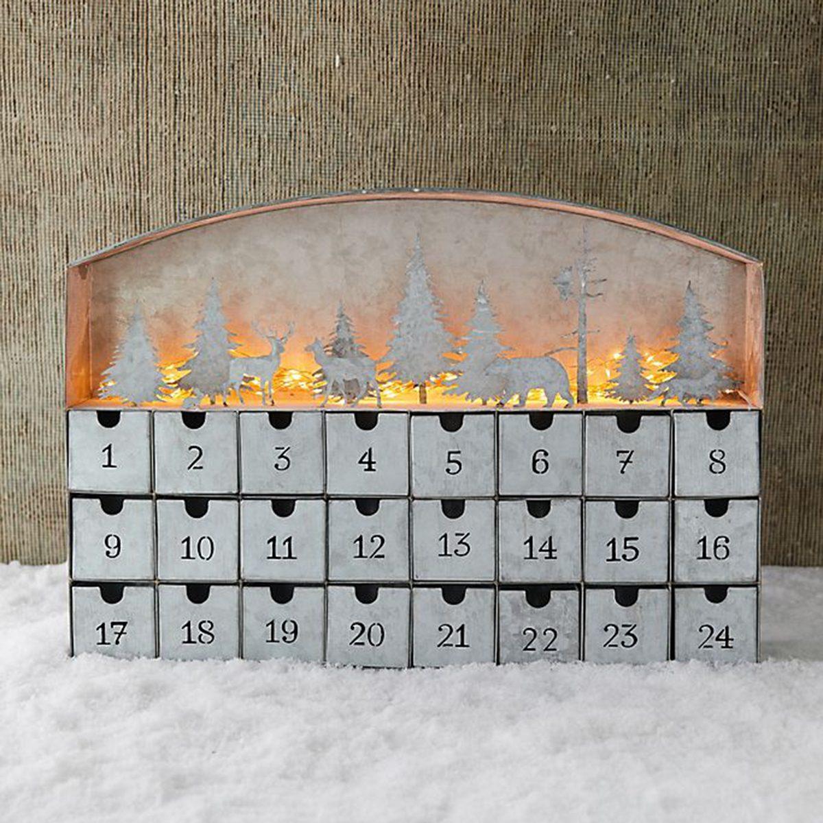 Concordville Woodland Advent Calendar