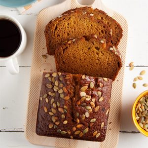 Copycat Starbucks Pumpkin Bread