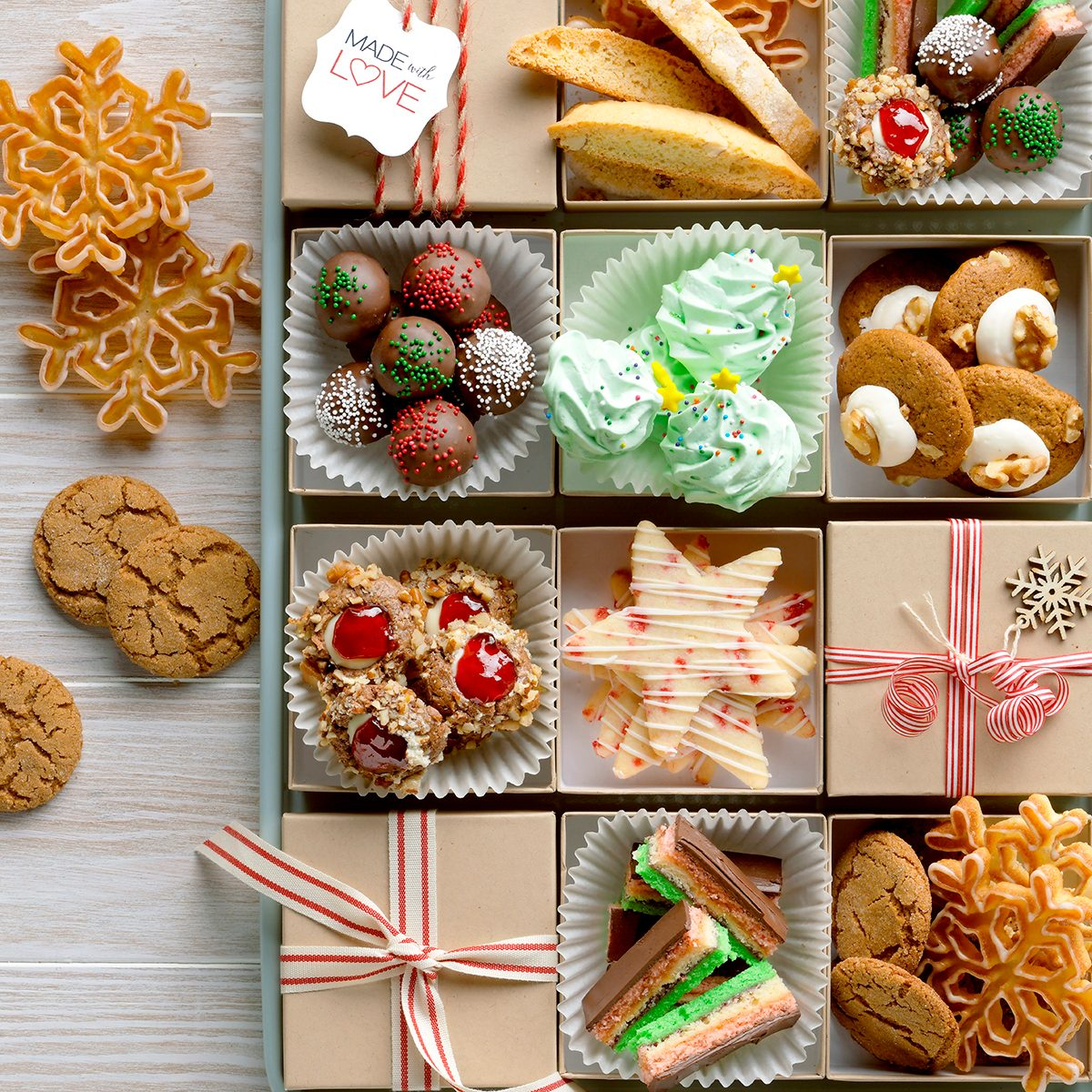 Today S Home Bakers Share Their Secrets To The Best Cookie Platters Ever