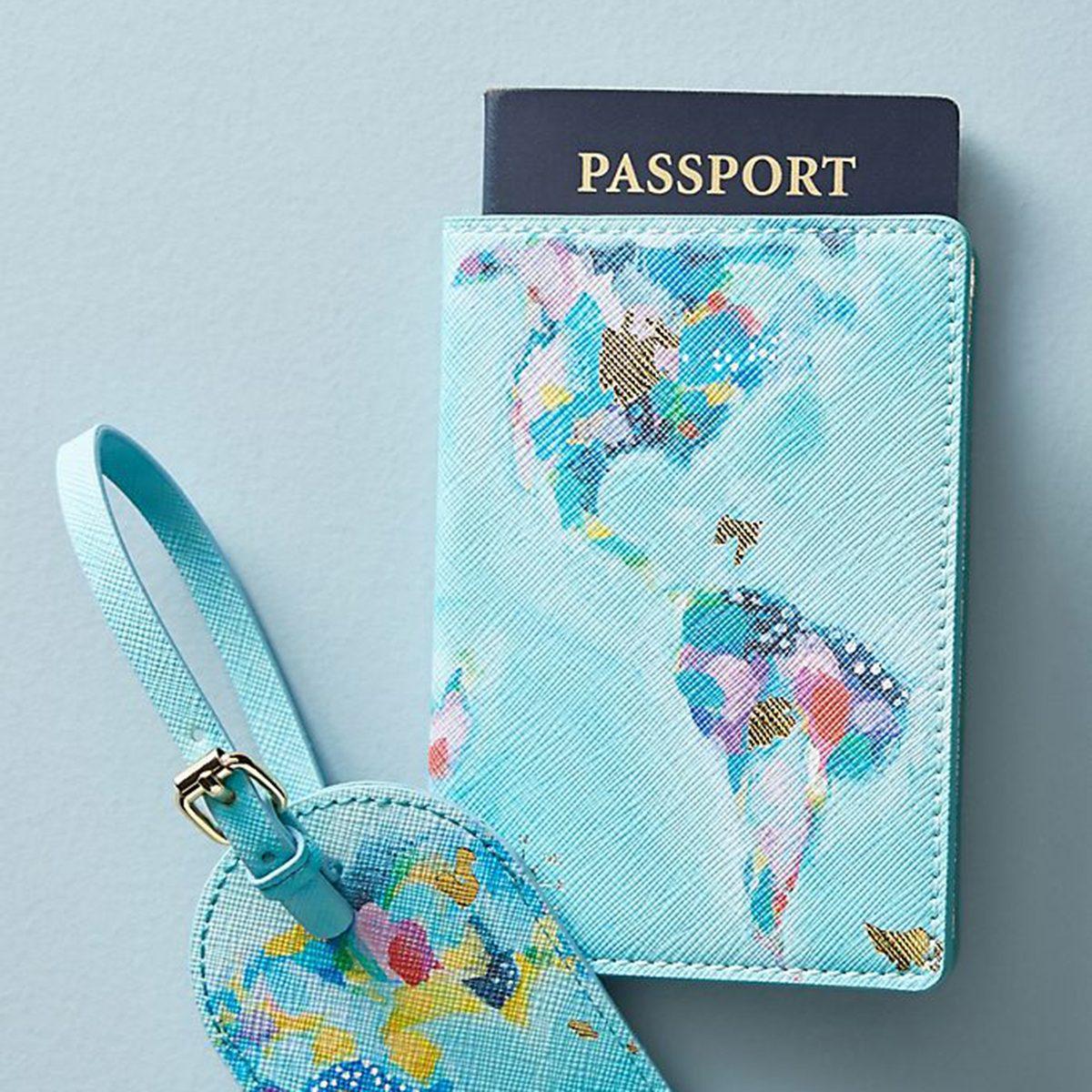 Map Maker Passport Holder