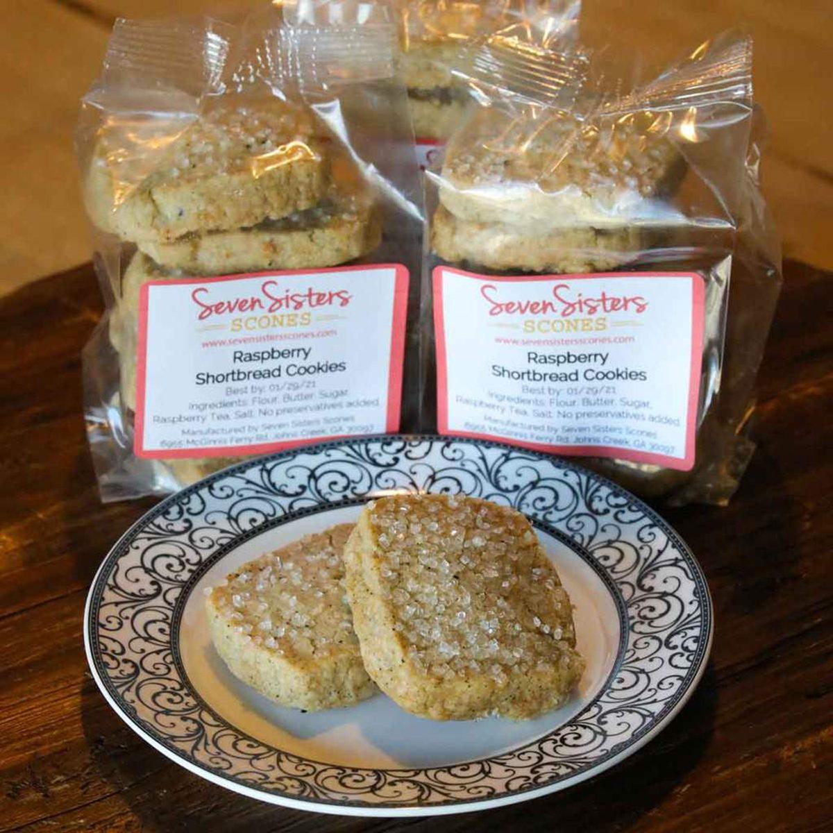 Shortbread-Cookies-Raspberry